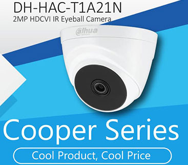 Dahua Cooper Series Indoor